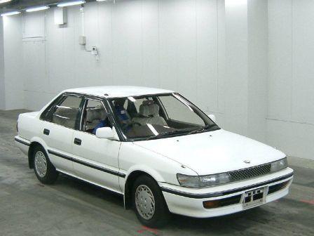 Toyota Sprinter 1988 - отзыв владельца