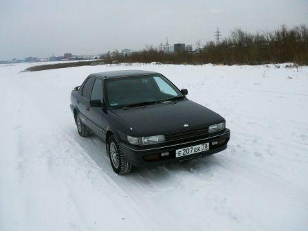 Toyota Sprinter 1990 - отзыв владельца