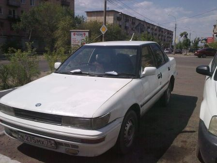 Toyota Sprinter  - отзыв владельца