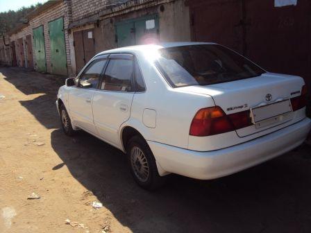 Toyota Sprinter 1997 - отзыв владельца