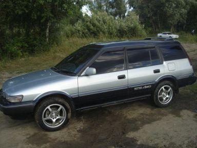 Toyota Sprinter Carib, 1989