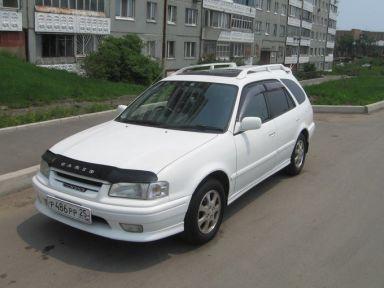 Toyota Sprinter Carib, 1998