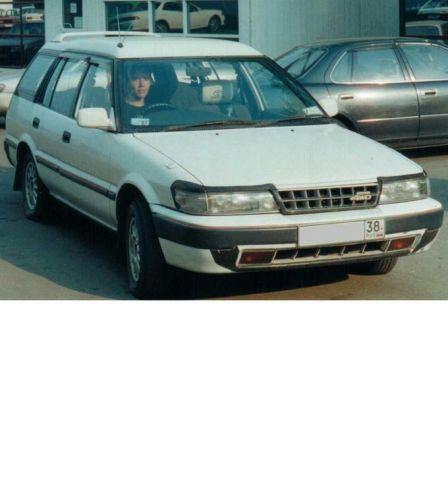 Toyota Sprinter Carib 1993 - отзыв владельца
