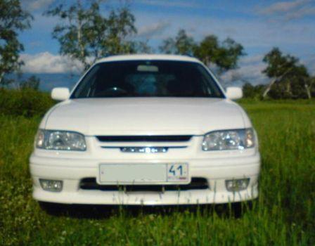 Toyota Sprinter Carib 2000 - отзыв владельца