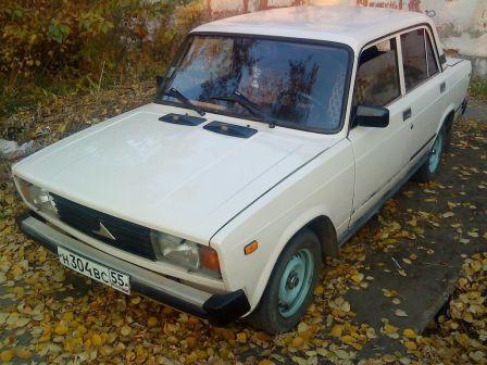 Toyota Sprinter Carib 1988 - отзыв владельца