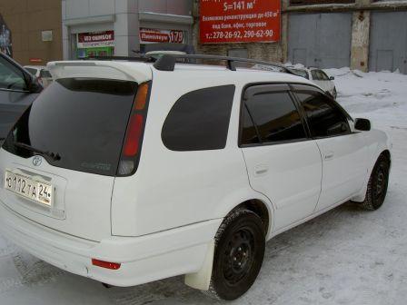 Toyota Sprinter Carib 1999 - отзыв владельца
