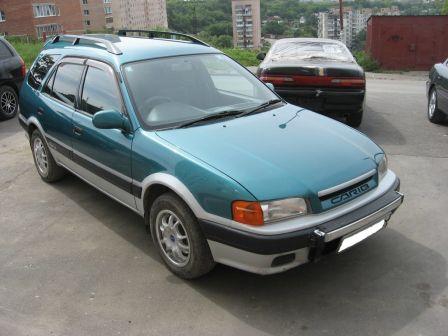 Toyota Sprinter Carib 1996 - отзыв владельца
