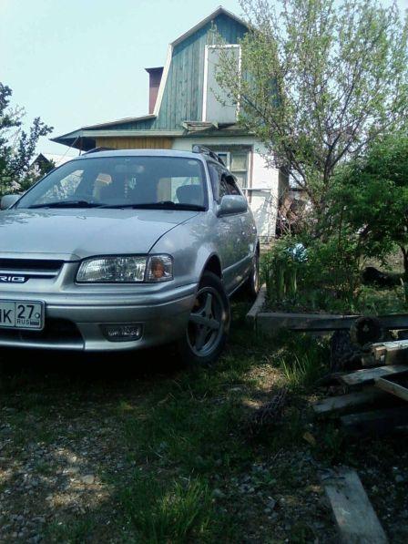 Toyota Sprinter Carib  - отзыв владельца