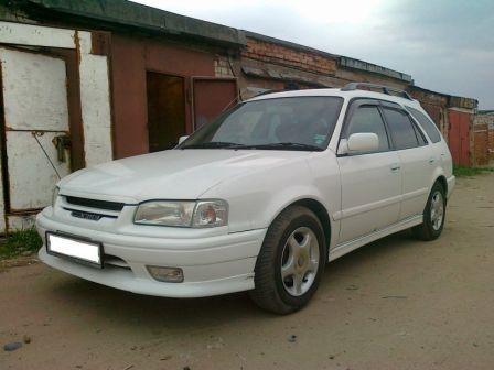 Toyota Sprinter Carib 1997 - отзыв владельца