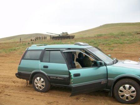 Toyota Sprinter Carib 1989 - отзыв владельца