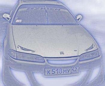 Toyota Sprinter Marino, 1993