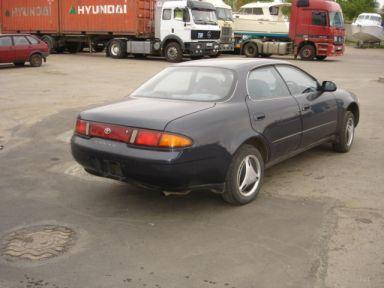 Toyota Sprinter Marino, 1995