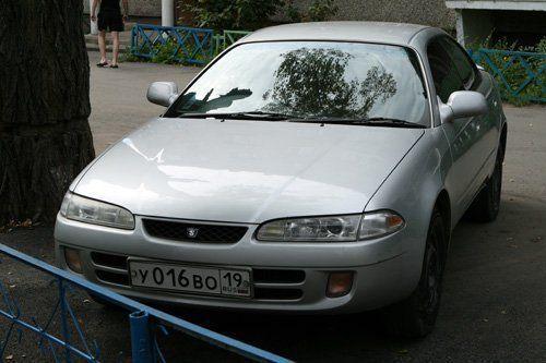Toyota Sprinter Marino 1996 - отзыв владельца