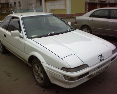 Toyota Sprinter Trueno, 1988