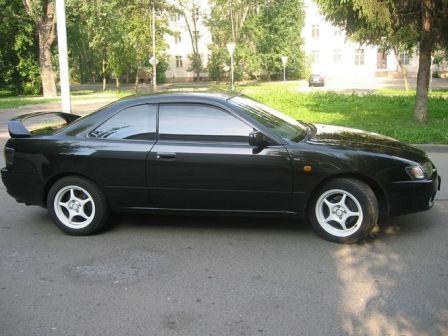 Toyota Sprinter Trueno 1999 - отзыв владельца