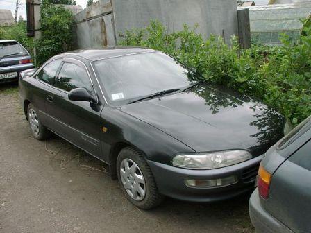 Toyota Sprinter Trueno 1994 - отзыв владельца