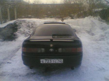Toyota Sprinter Trueno 1991 - отзыв владельца