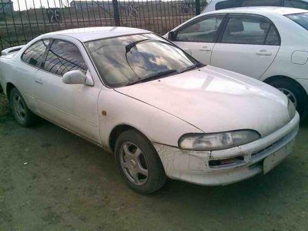 Toyota Sprinter Trueno 1993 - отзыв владельца