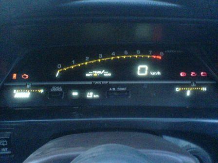 Toyota Sprinter Trueno 1987 - отзыв владельца