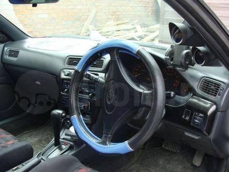 Toyota Sprinter Trueno 1998 - отзыв владельца