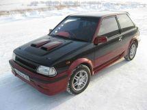 Toyota Starlet, 1989
