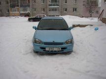 Toyota Starlet, 1999