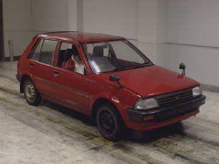 Toyota Starlet, 1988