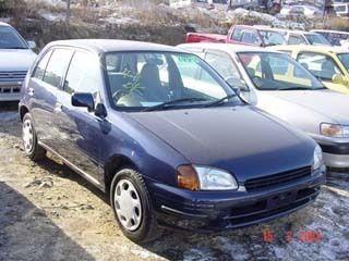 Toyota Starlet, 1997