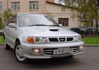 Toyota Starlet, 1995