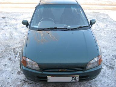 Toyota Starlet, 1996
