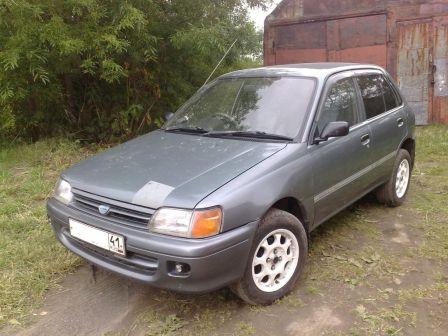 Toyota Starlet 1994 - отзыв владельца
