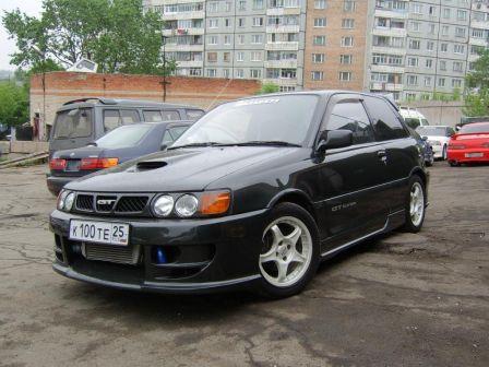 Toyota Starlet 1991 - отзыв владельца