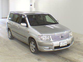 Toyota Succeed, 2002