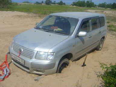 Toyota Succeed, 2003