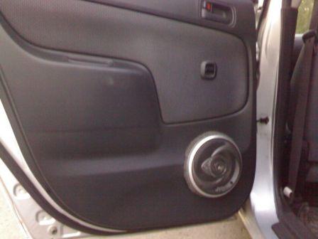 Toyota Succeed 2002 - отзыв владельца