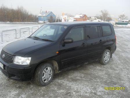 Toyota Succeed 2005 - отзыв владельца