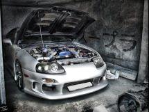 Toyota Supra, 1996