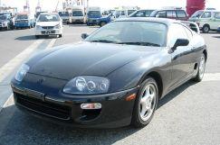 Toyota Supra, 2001