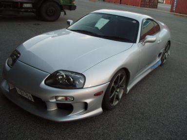 Toyota Supra 1996 отзыв автора | Дата публикации 28.09.2007.