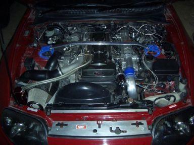 Toyota Supra, 1995