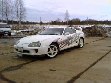 Toyota Supra, 1994