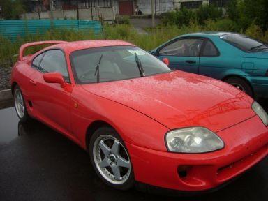 Toyota Supra 1993 отзыв автора | Дата публикации 01.09.2008.