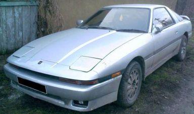 Toyota Supra, 1988