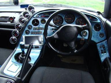 Toyota Supra 1993 отзыв автора | Дата публикации 11.08.2009.