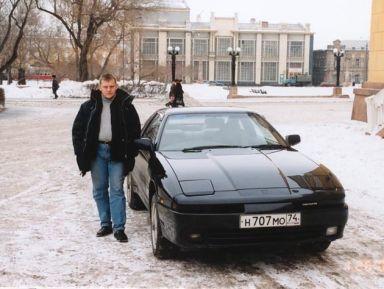 Toyota Supra 1991 отзыв автора | Дата публикации 26.01.2002.