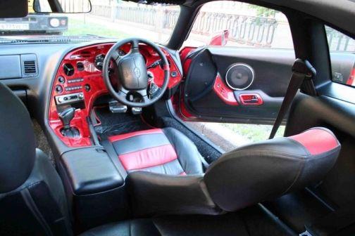 Toyota Supra 1997 - отзыв владельца
