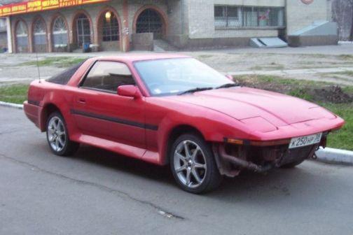 Toyota Supra 1987 - отзыв владельца
