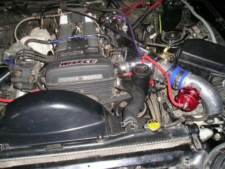 Toyota Supra  - отзыв владельца