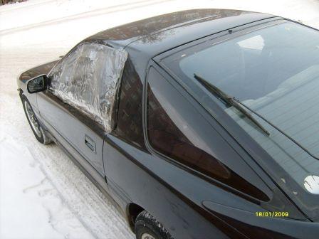 Toyota Supra 1989 - отзыв владельца