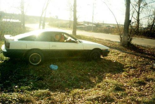 Toyota Supra 1988 - отзыв владельца